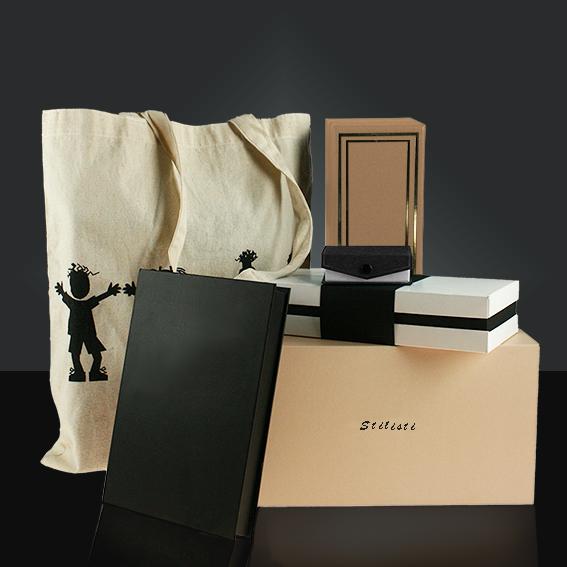 Foto av förpackningar